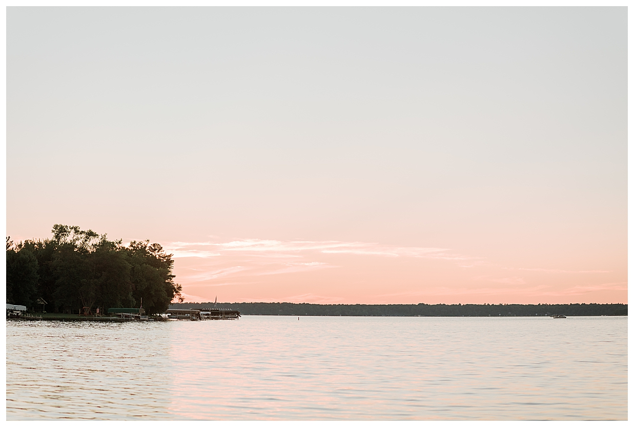 Gull lake, Nisswa Minnesota